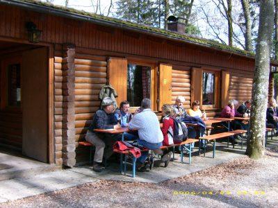 Felsenhütte ab August wieder geöffnet !
