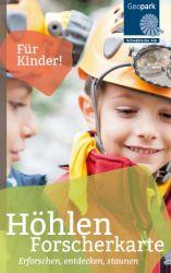 Geopark Schwäbische Alb – Höhlenforscherkarte für Kinder