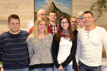 Vorstandschaft 2016 OG Kolbingen