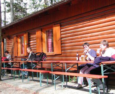 Saisonstart Felsenhütte & Kolbinger Höhle 2021